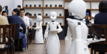 Humanoid robots, innovation